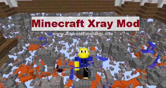 how to get xray for minecraft