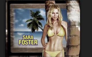 Biografia de Sara Foster