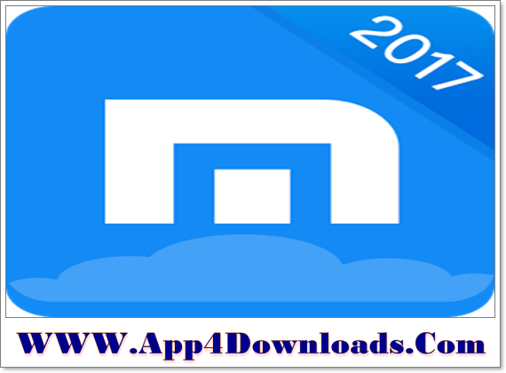 Maxthon Cloud Browser 5.0.4.2000 Download For Windows