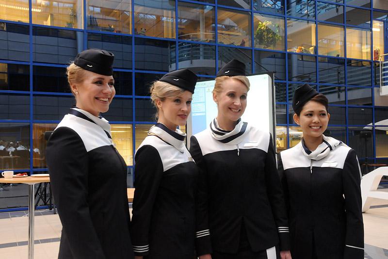 Finnair Cabin Crew Palkka