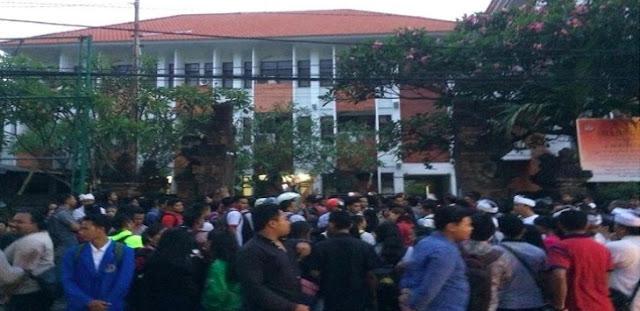 Ternyata Ini Penyebab Kisruh di Universitas Dwijendra Hingga Kampus Ditutup