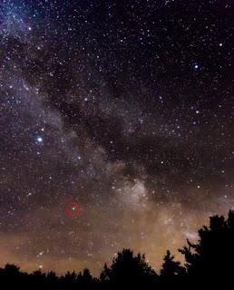 Больше случаев наблюдения НЛО, метеоров и аномалий тут
