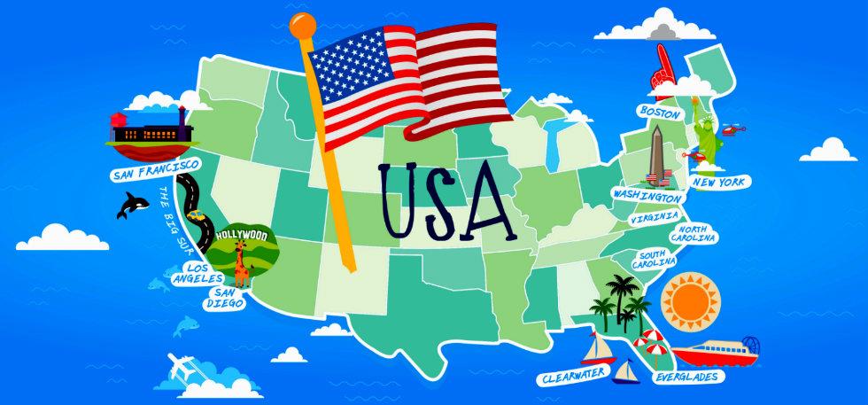 Paquetes de viaje a Estados Unidos   viajaBonito viajes, turismo, tips y estilo