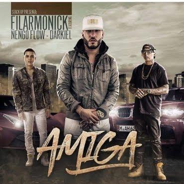 Filarmonick Ft. Ñengo Flow Y Darkiel - Amiga