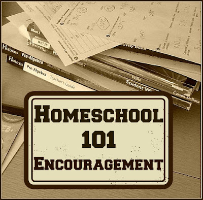 Homeschool 101, Encouragement, Glimpse of Normal Blog