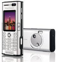 Spesifikasi Ponsel Sony Ericsson K608