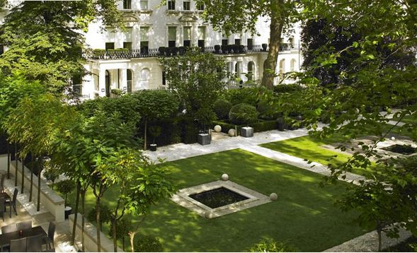 notting hill garden park wedding lawn location hempel