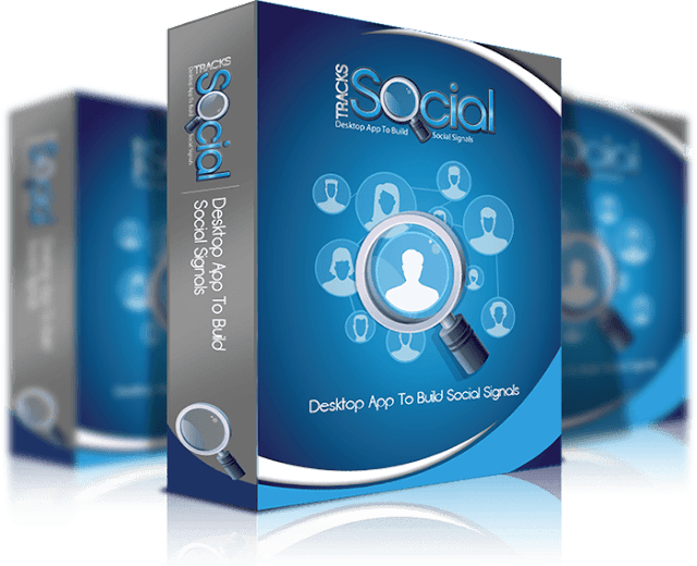 [GIVEAWAY] Tracks Social Pro [Software +License]
