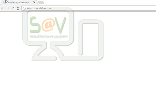 Search.dondelink.com (Hijacker)