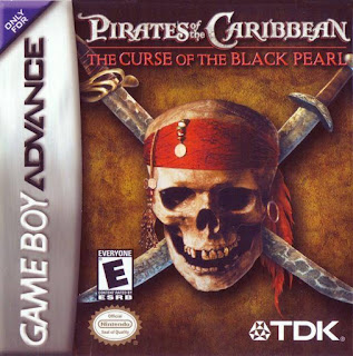Pirates of the Caribbean: The Curse of the Black Pearl ( BR ) [ GBA ]