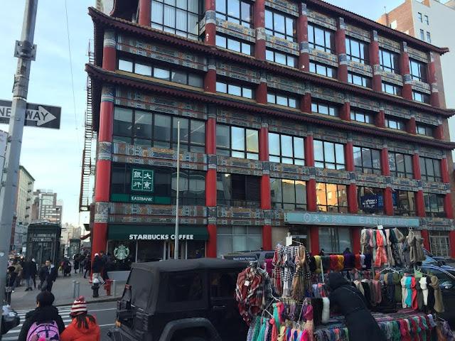 Chinatown Manhattan