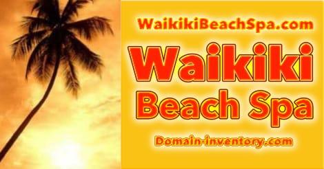 WaikikiBeachSpa.com