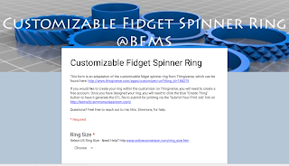 Fidget Ring Customizer for @ BEMS - Google Form