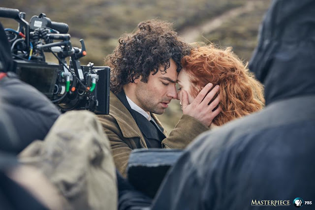 Aidan Turner, Satellite Awards, IPA, Eleanor Tomlinson, Poldark