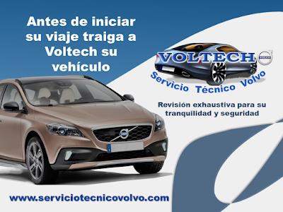 Mantenimiento Automoviles Volvo
