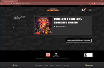 Minecraft Dungeons, Does Not Run, Cannot Open, PC Installation Problem