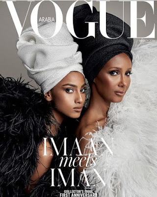 Vogue's Controversial cover