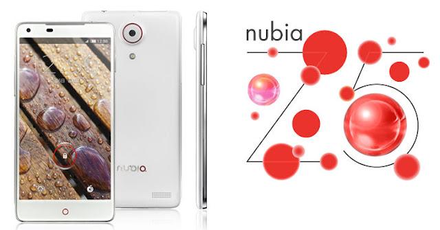 ZTE Nubia Z5 Firmware Download