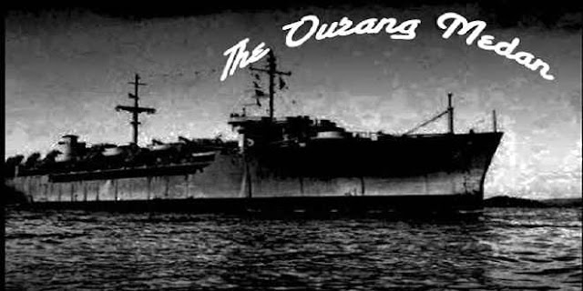 O terror do navio Ourang Medan!