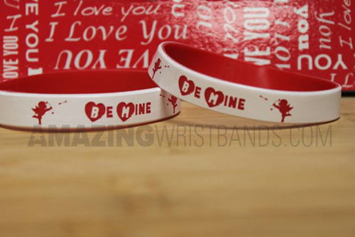 Teen Valentine Wristbands