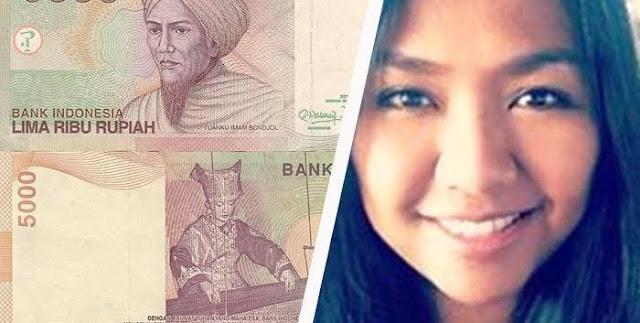 Sungguh Kasihan, Gadis yang Menjadi Model di Uang Pecahan Rp 5.000, Kondisinya Memprihatinkan Sekarang