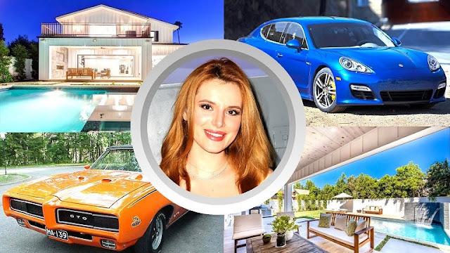 IMDB بالعربي ممثلة أمريكية تشتري قصرا من وراء منشوراتها على إنستغرام  Bella Thorne