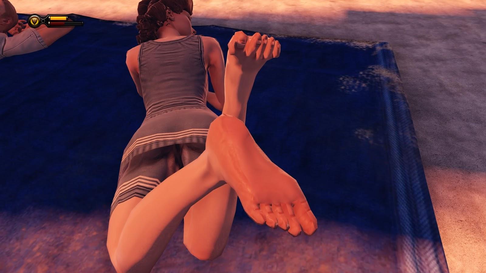 Элизабет голая bioshock, Оргия с Элизабет из Биошок порно мультики 10 фотография