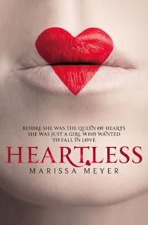 Sem Coração - Marissa Meyer - Austrália