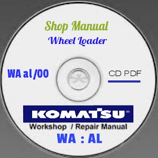 SHOP MANUAL WA300-1 WA320-1