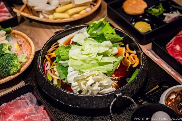 MG 9008 - 來自台北的人氣壽喜燒吃到飽!份量大方幾乎不漏單,肉品蔬菜甜點飲料任你吃
