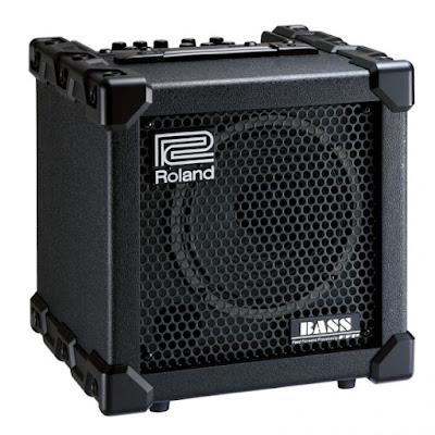 Ampli Roland Bass Cube-20XL