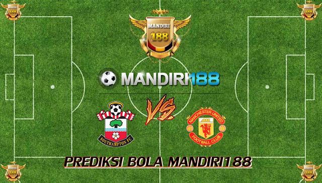 AGEN BOLA - Prediksi Southampton vs Manchester United 23 September 2017