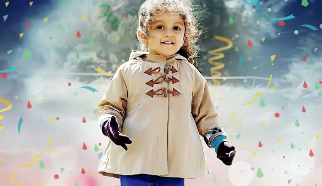 Happy Birthday Sitara