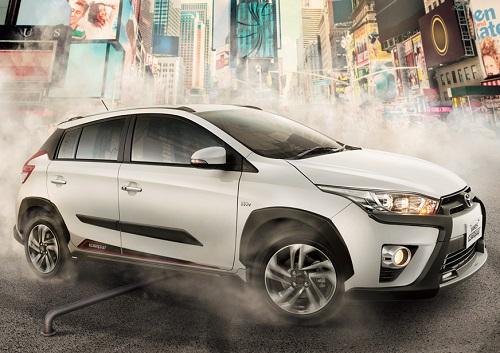 Harga dan Spesifikasi Mobil Toyota Yaris Heykers Terbaru 2017