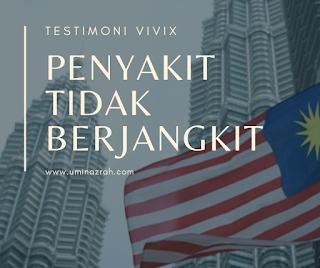Testimoni Vivix kepada Penghidap Obesiti, Diabetes dan Penyakit Jantung.