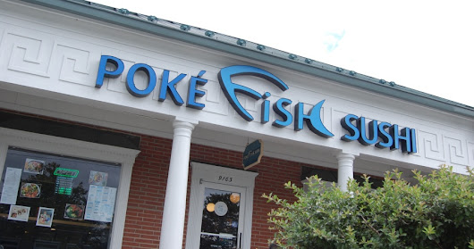 Poké Fish Sushi opens in Owings Mills