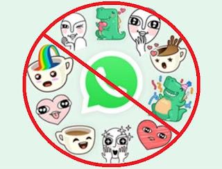 Apple Telah Menghapus Semua Aplikasi Stiker WhatsApp dari App Store