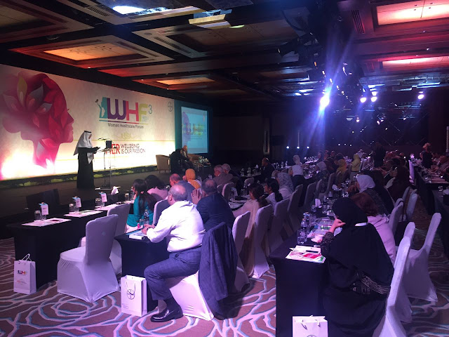 Women's Healthcare Forum addresses reproductive health and family planning issues in Arab countries