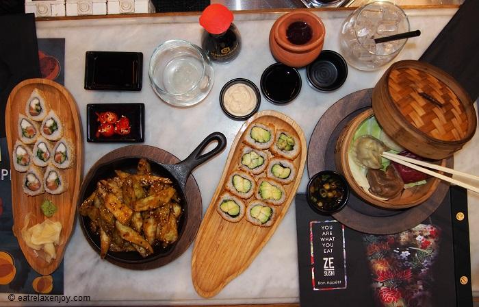 Ze Sushi – זה סושי!