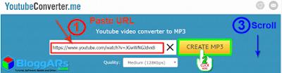 Cara Mudah Download MP3 dari Youtube seperti Lagu Official