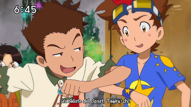 Digimon tamers latino - 1 2