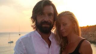 Andrea Pirlo, papà di due gemelli a New York