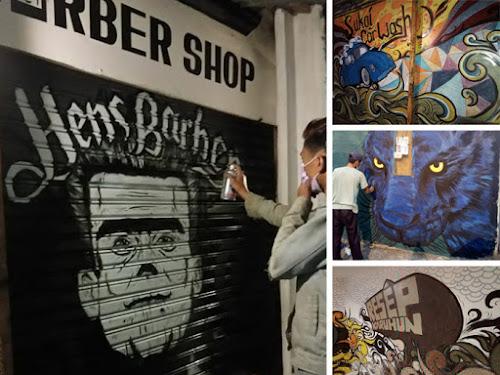 Jasa Lukis Mural Bandung