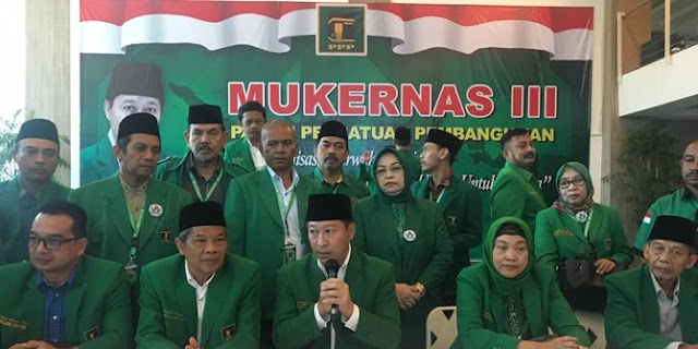 Dukung Prabowo-Sandi, PPP Muktamar Jakarta Sebut Ikuti Hasil Ijtima Ulama