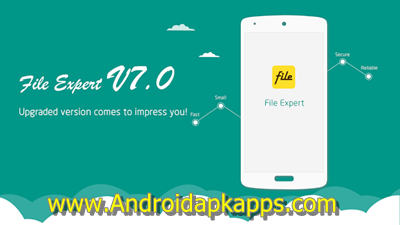 Download File Expert with Clouds Apk PRO v7.1.7 Android Latest Version