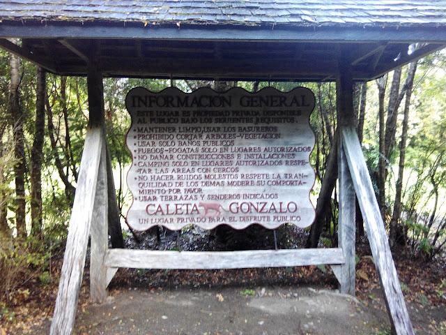 Camping Parque Pumalín, Chile