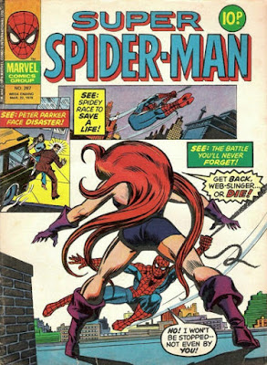Super Spider-Man #267, Medusa
