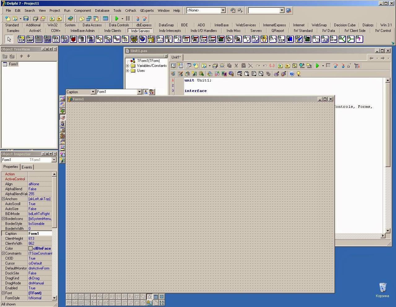 Delphi 7 Software