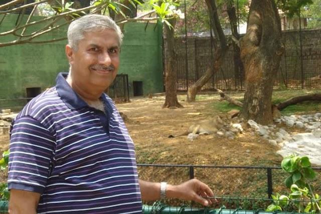 Punjab Pranth Sah Sanghachalak passed away