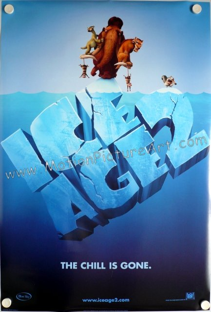 Ice Age 2: The Meltdown Subtitle Indonesia